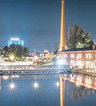 visit_tampere_night_views_of_tampere_city_centre_laura_vanzo
